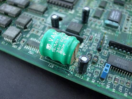 how to change cmos battery
